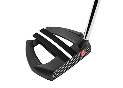 "Odyssey 2018 Black and Chrome Putters, Marxman S, Superstroke Slim 2.0, 34"" Shaft, Right Hand"