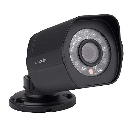 Zmodo SHO 1080p 3rd Generation sPoE Camera with Female Micro USB Connection