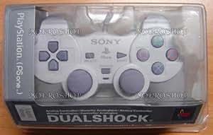 Play Station - Controller Dual Shock PSone Mando Controlador Doble Gris
