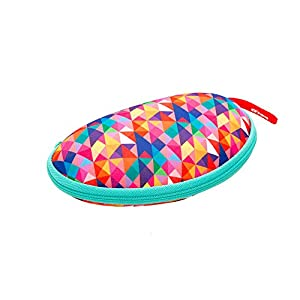 ZIPIT Colorz Glasses Case/Storage Box, Colorful
