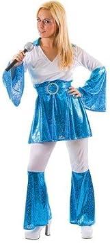 70s - Disfraz de cantante para mujer, talla L: Amazon.es: Juguetes y ...