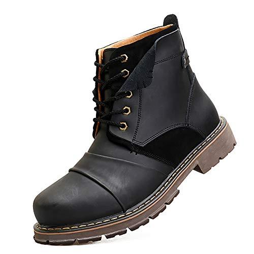 [해외]SRUQ 스 니 커 즈 보다 가벼운 초경량 택티컬 부츠 밀리터리 부츠 아웃 도어 오토바이 부츠 레이스 부츠 오토바이 레이싱 남성 라이 딩 부츠 (블랙 26.5 cm) / Sruq Sneakers lighter ultralight tactical boots military boots outdoor motorcycle ...