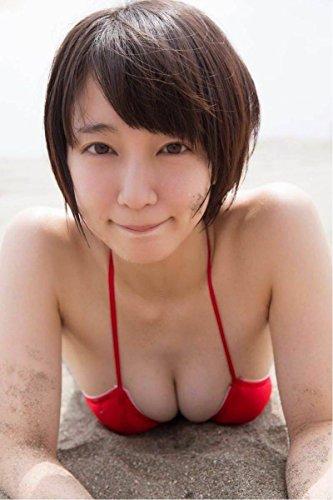 吉岡里帆 L判 水着生写真 100枚セット