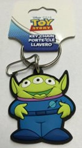 Amazon.com: Toy Story Alien Rubber Keychain: Automotive