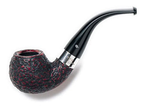Peterson Donegal Rocky 03 Full Bent Apple Tobacco Smoking Pipe Fishtail Stem - Fish Donegal