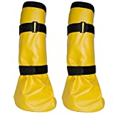 Yunbin Two Packs of Horse Hoof Wrapped Soaking Boots Soaker Bag Treating Thrush or Bacterial Infection