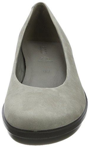 ECCO Women's Skyler Closed Toe Heels Grey (Warm Grey 2375) sale clearance store clearance shop for clearance 100% guaranteed cheap sale 2015 wHQTQg6X1