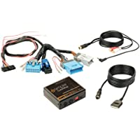 iSimple ISGM573 Gateway Automotive Audio Input Interface Kit for 2005-09 GM 11-Bit Blue Connector