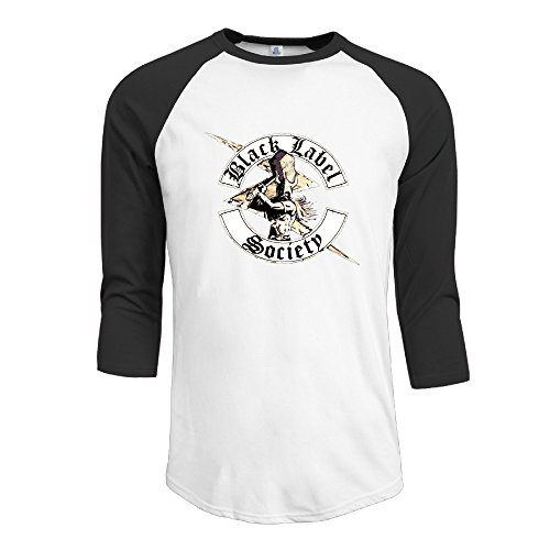 men-black-label-society-band-like-a-bird-song-vintage-3-4-sleeve-raglan-tee-shirts