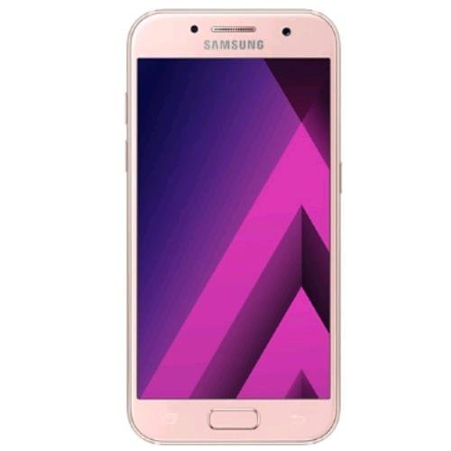 Samsung Galaxy A3(2017) A320F single sim 16GB (Peach cloud) GSM Unlocked International Model, No Warranty