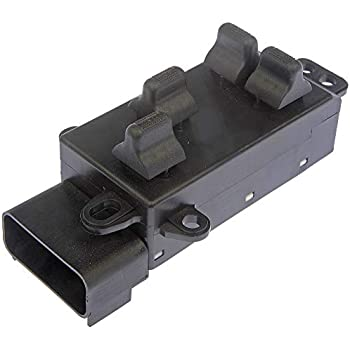 Left Driver Master Power Window Switch For Dodge Caravan Town /& Country Voyager