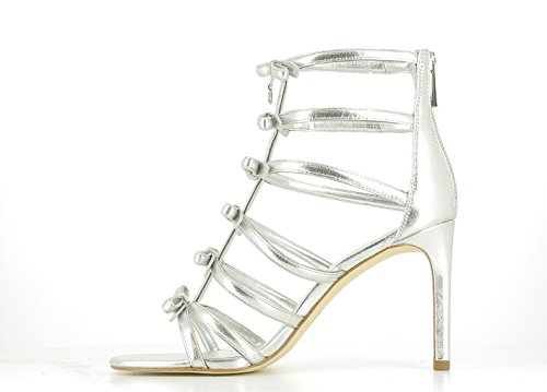 Sandalias Veronica MK Sandal Leather Metallic 5 37 Z18dUdOqxw