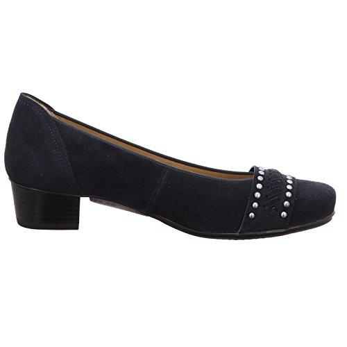 Women's Court Shoes ara Shoes ara Blue Blue Women's ara Women's Court wSqE6I0