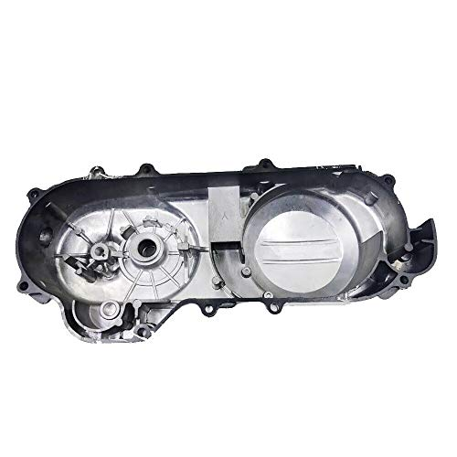 GY6 49CC 50CC Crankcase cover left Engine Short Case Scooter QMB139 Moped 400mm