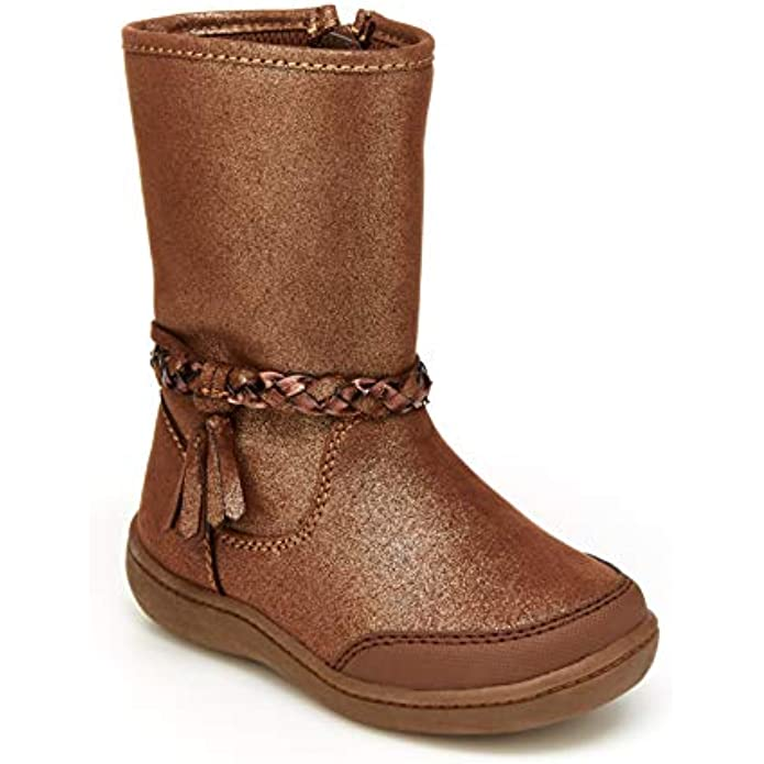 Stride Rite 360 Unisex-Child Amita Fashion Boot