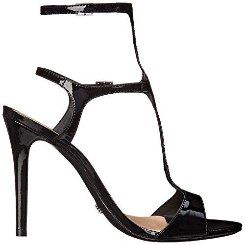 Sandalo Del Pizzo Vestito Delle Schutz Donne Nero Di 7AXTwnxCq
