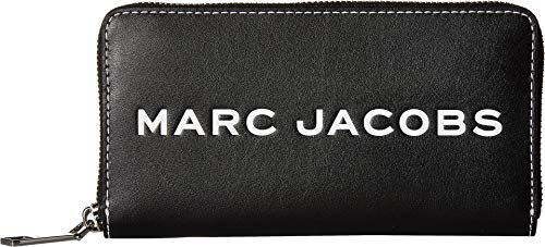 Marc Jacobs Women's The Tag Standard Continental Wallet Black One Size
