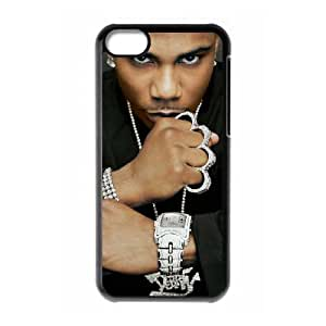 iPhone 5c Cell Phone Case Black Nelly O4501256
