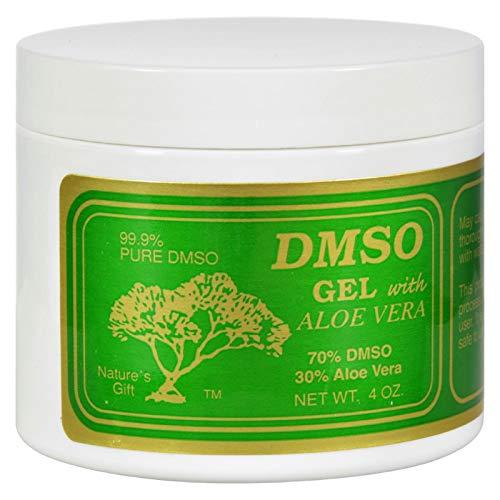 DMSO Gel with Aloe Vera - 4 (Dmso Aloe Vera Gel)