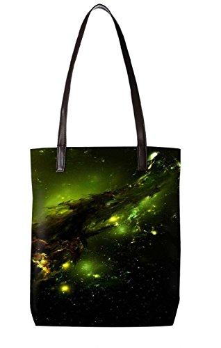 Snoogg Strandtasche, mehrfarbig (mehrfarbig) - LTR-BL-3490-ToteBag