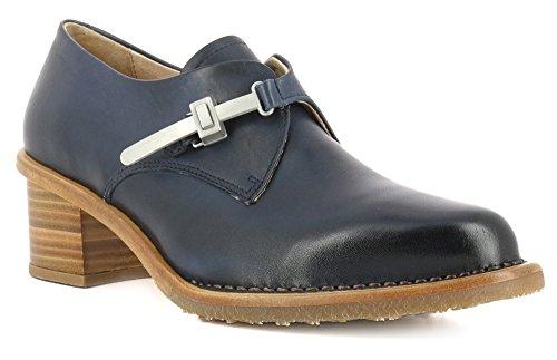 Neosens pastor ganadero S581, zapatos negros mujer