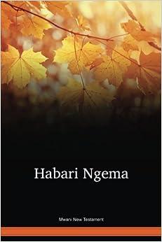 Book Mwani New Testament