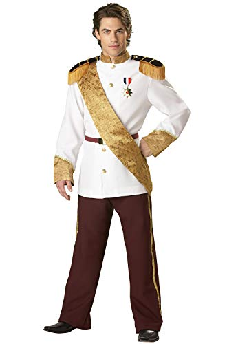 Royal Prince Charming Adult Costume ()