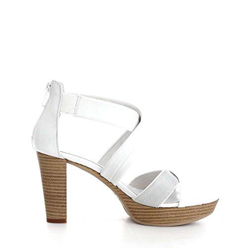 Nero Giardini - Sandalias de vestir para mujer negro negro Bianco
