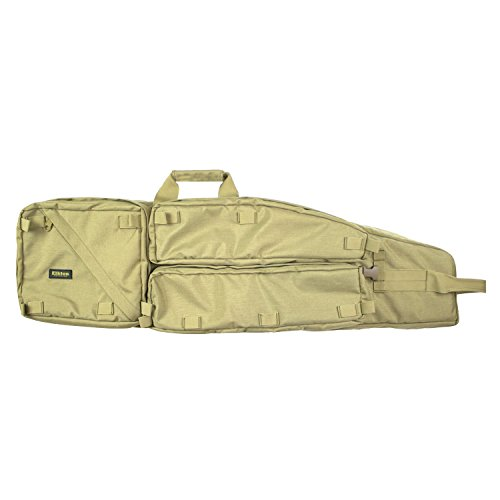 Tactical Rifle Drag Bag Case with Optional Backpack Straps 4