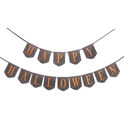 Martha Stewart Cardstock Happy Halloween Bunting]()