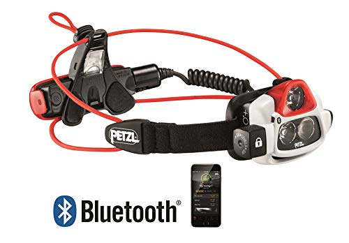 PETZL - NAO+ Headlamp, 750 Lumens, Bluetooth Enabled