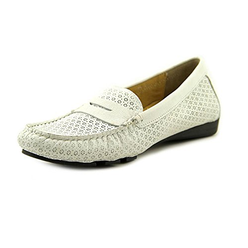 Vaneli Women's Remy Off White Nubia Print Loafer 9.5 M (B) by VANELi