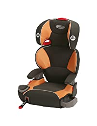 Graco Affix Highback Booster Car Seat with Latch System, Tangerine BOBEBE Online Baby Store From New York to Miami and Los Angeles