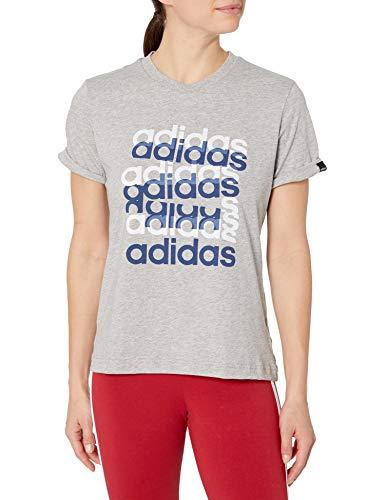 adidas Women's Big Graphic Tee 7