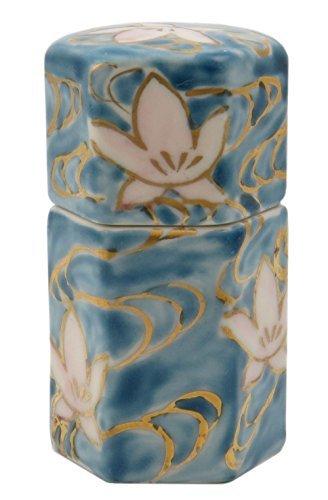 Ryusui Kiyomizu Yaki Porcelain 1.6inch Toothpick holder