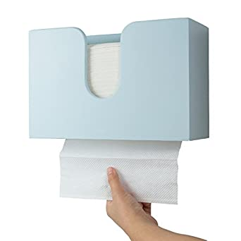 Multifold Paper Towel Dispenser   Home Use Restroom Towel Holder For C Fold  Trifold Paper Towel