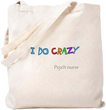 d06be9e0677a Amazon.com: CafePress - Registered Nurse IV - Natural Canvas Tote ...