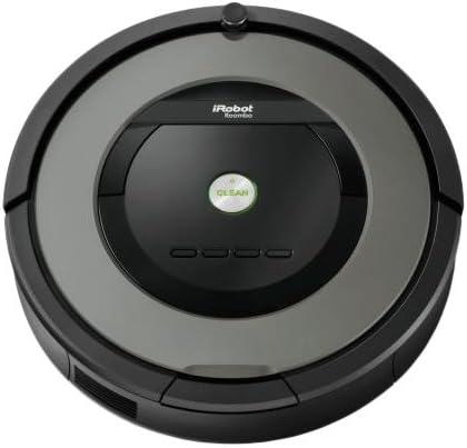 iRobot Roomba 866 - aspiradoras robotizadas (Negro, Gris): Amazon.es: Hogar