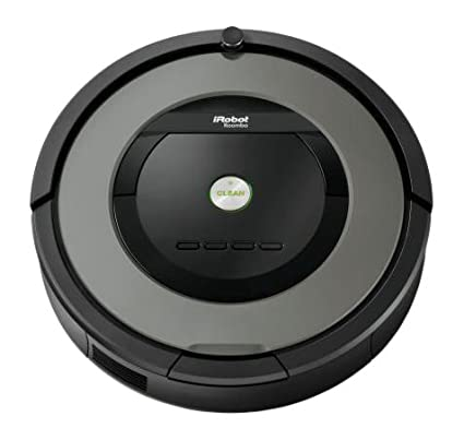 IRobot 800 Series Roomba 866 Vacuum Cleaning Robot Black