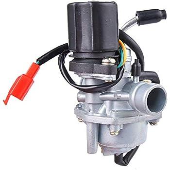 amazon.com: carburetor (electric choke) for 2 stroke dinli jp dino ... jp50 wiring diagram dinli motorhome chevy p30 wiring diagram amazon.com