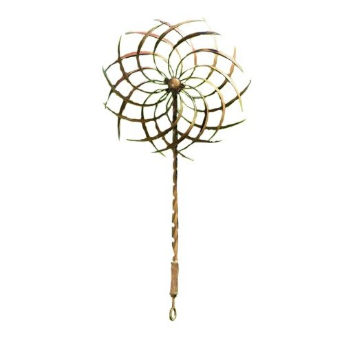 Good Amazon.com : Ancient Graffiti Pinwheel Deck Design Kinetic Spinner : Wind  Sculptures : Patio, Lawn U0026 Garden