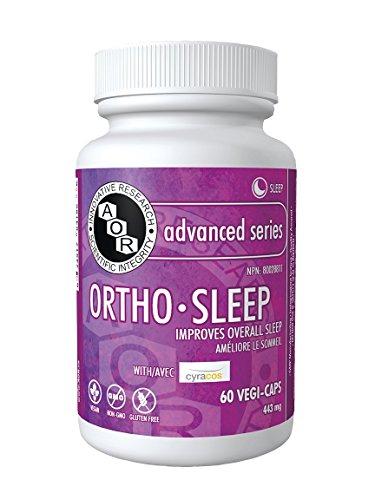 Ortho Sleep (60 Capsules) Brand: AOR Advanced Orthomolecular Research