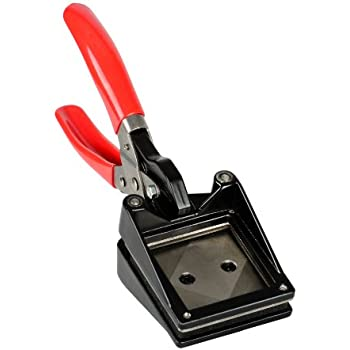 Amazon Com Heavy Duty Table Top Slot Punch For Id Card