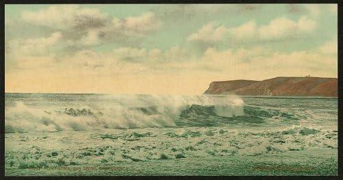 Infinite Photographs Photo: Point Loma,peninsulas,Ocean,San Diego,California,c1898