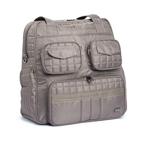 Lug Puddle Jumper Overnight/Gym Bag, Walnut Brown