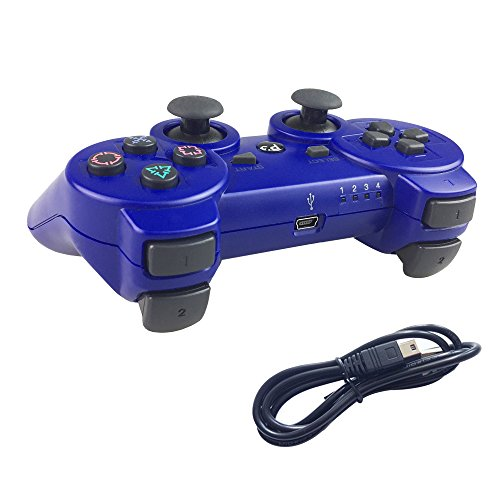 ps3 wireless controller gold - 8