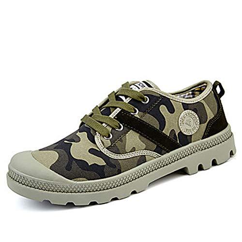 Printemps Chaussures EU38 Chaussures Semelles 5 Plat Bout Armygreen Rond Talon D'athlétisme 5 US7 Confort Femme Marche Polyuréthane Lacet Automne TTSHOES UK5 Légères CN38 fA8SqtHwtn