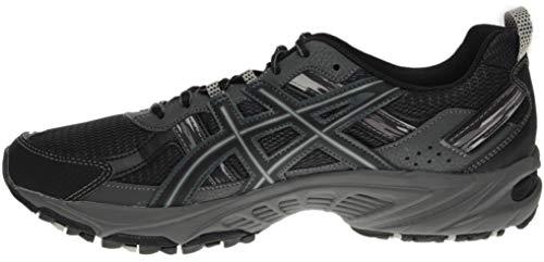 ASICS Men's Gel-Venture 5-M, Black/Onyx/Charcoal, 7 M US by ASICS (Image #3)