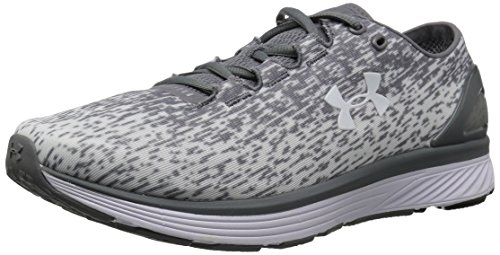 Armour 3 Bandit Men's 101 Charged Zinc Gray White Under T7qfWdwIf