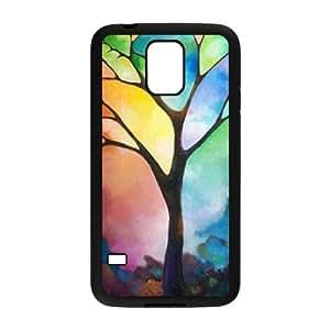 MEIMEILove Tree Custom Cover Case for SamSung Galaxy S5 I9600,diy phone case ygtg593677MEIMEI